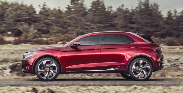 """Citroën C-Elysée y Wild Rubis, novedades del """"Chevron"""" en Shanghai 2013"""