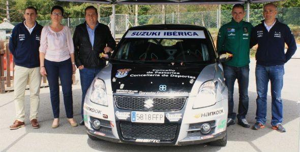 II Volante Diputación Lugo, Rallye San Froilán 2013