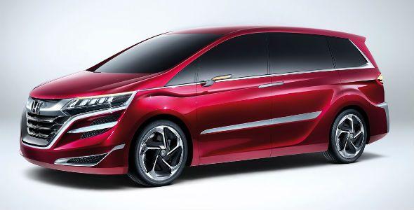 Honda en el Salón de Shanghai: el Concept M es la estrella
