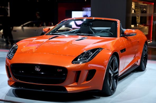 Novedades Jaguar en Shanghai 2013