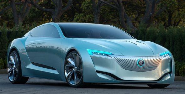 Shanghai 2013 y el Buick Riviera Concept