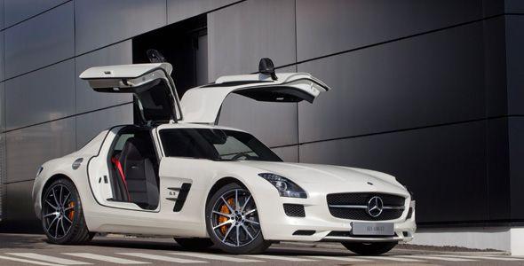 Nuevo Mercedes SLS GT, mejores alas para el deportivo alemán