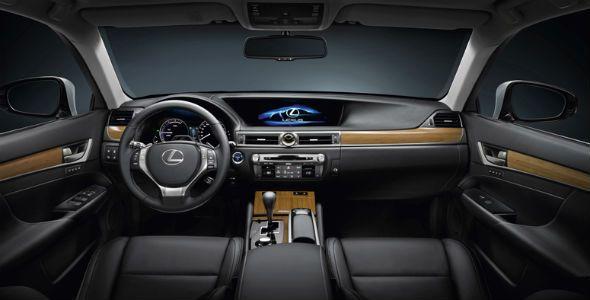 Lexus GS 450h, mejor interior premium del mercado