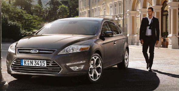 Ford Mondeo: nuevas versiones más eficientes