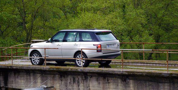 Range Rover Vogue SDV8 340 CV: lo probamos