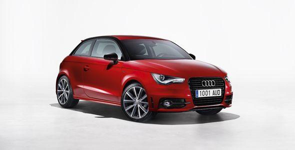 Audi A1 Adrenalin: mayor deportividad para el pequeño alemán