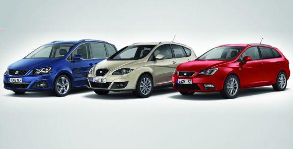 Seat lanza las versiones 4Kids en los Ibiza ST, Altea, Altea XL y Alhambra