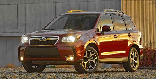 10.000 Subaru Forester a revisión por un defecto en las alfombrillas