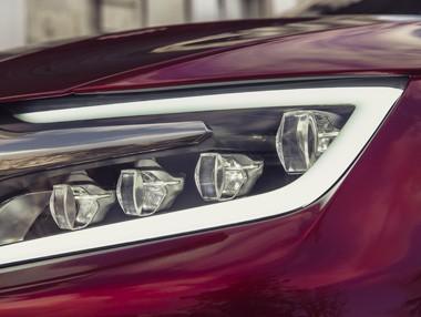 El Citroën Wild Rubis anticipará las líneas de un futuro DS en Shangai