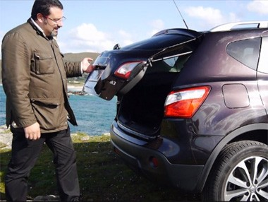 Nissan Qashqai 1.6 dCi 130 CV 2010, en vídeo