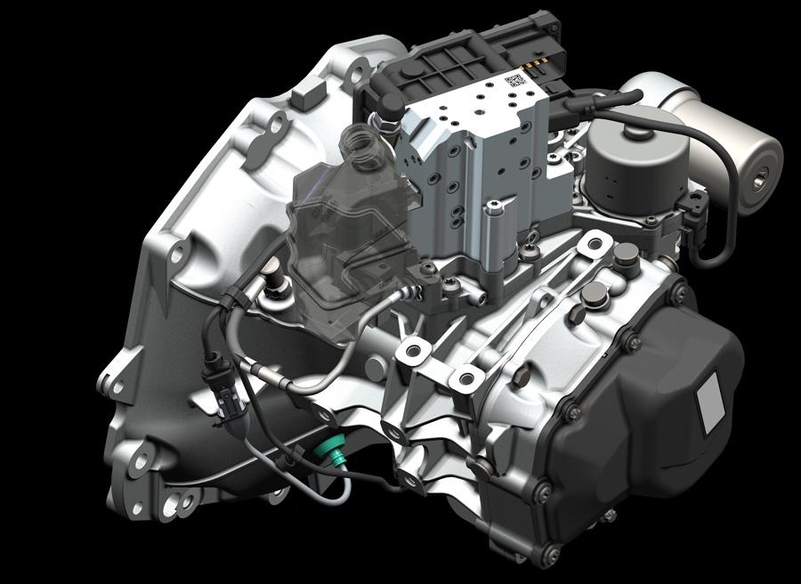 Cambio manual robotizado 5 marchas Opel