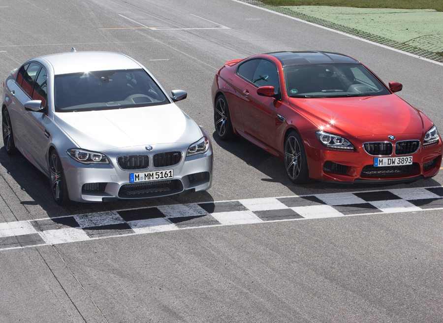 Competition Package BMW M5, M6, M6 Gran coupe
