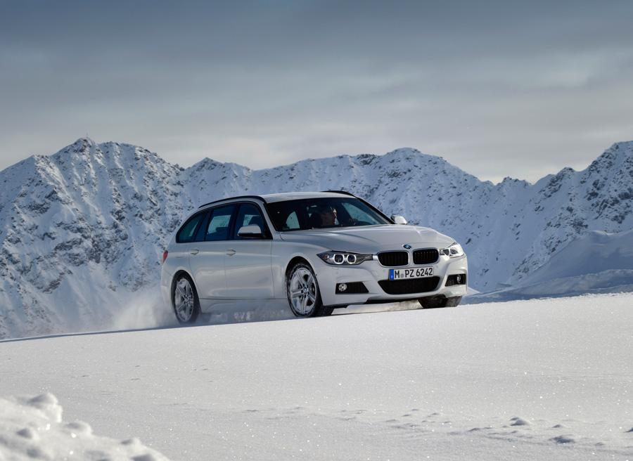 Mejoras gama BMW MY 2014 XDrive