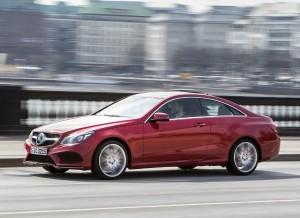 El Mercedes Clase E Coupé ofrece un equipamiento prácticamente infinito.