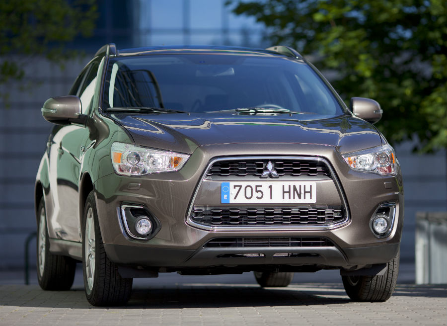 El nuevo Mitsubishi ASX ofrece una renovada imagen y más equipamiento.