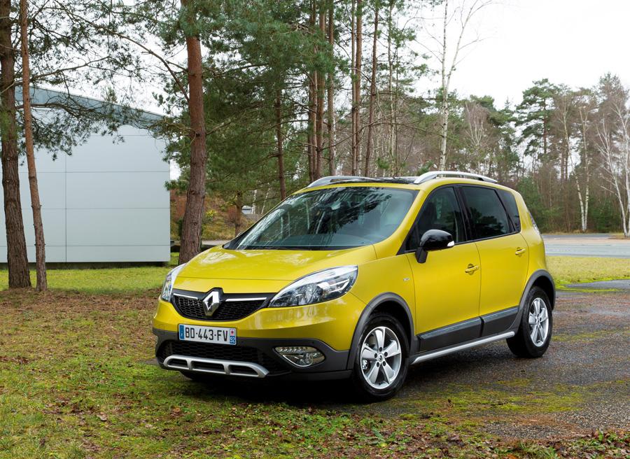 Novedades Renault Salon de Barcelona 2013