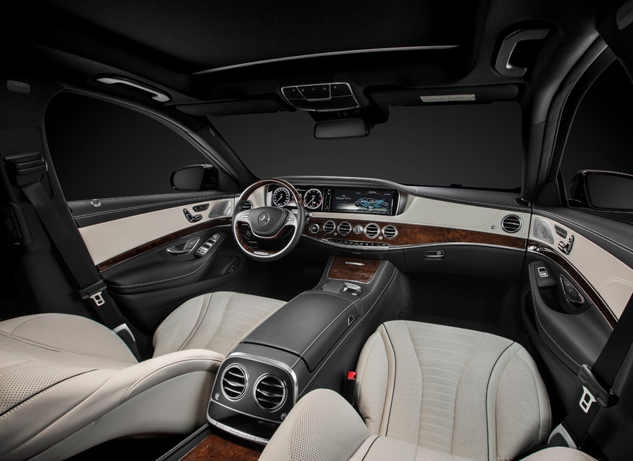 Nuevo Mercedes Clase S 2013