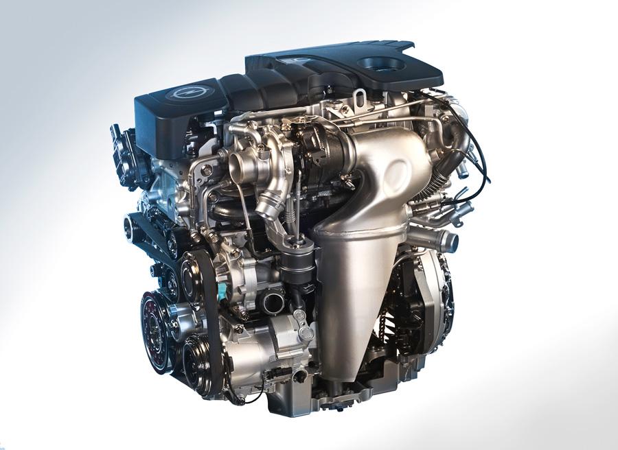 Nuevo Motor Opel 1.6 CDTi 100 kW