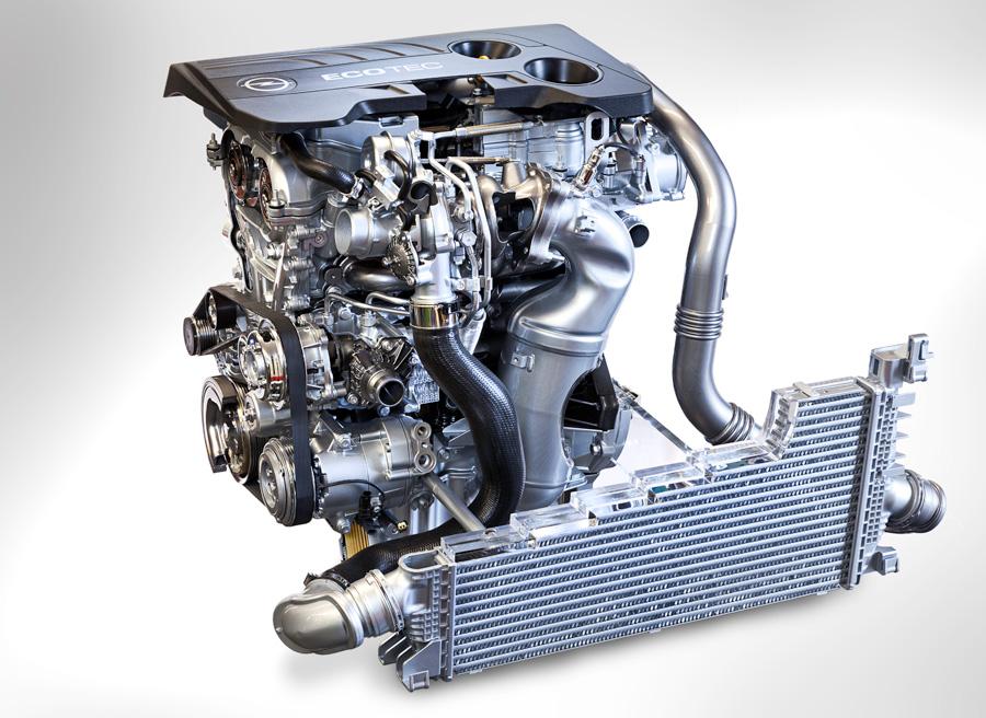 Nuevo Motor Opel 1.6 SIDI gasolina