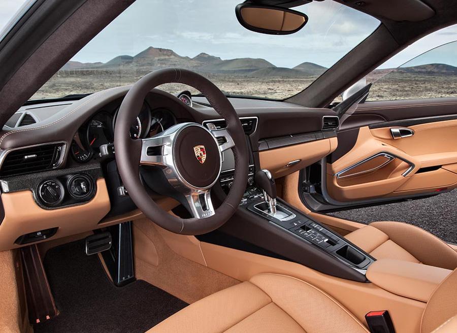 Nuevo Porsche 911 turbo S 2013