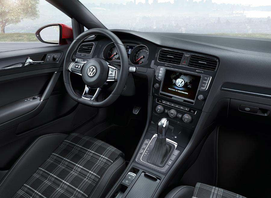 Nuevo VW Golf GTD 184 CV