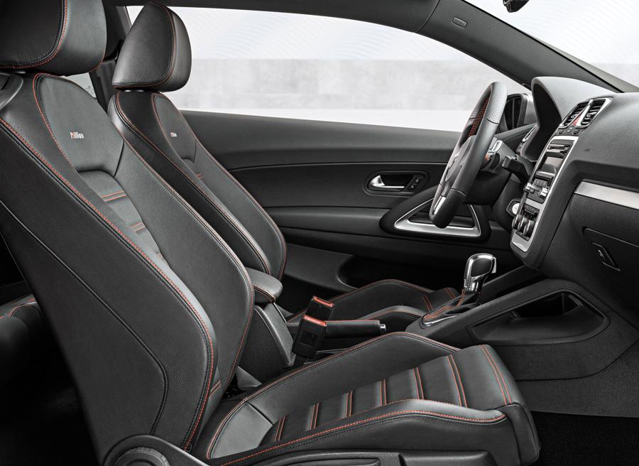 Nuevo VW Scirocco Million serie especial aniversario