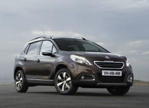 El Peugeot 2008 está disponible en tres acabados diferentes. Access, Active y Allure.