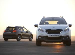El Peugeot 2008 será uno de los competidores más duros dentro del segmento de los SUVs compactos.