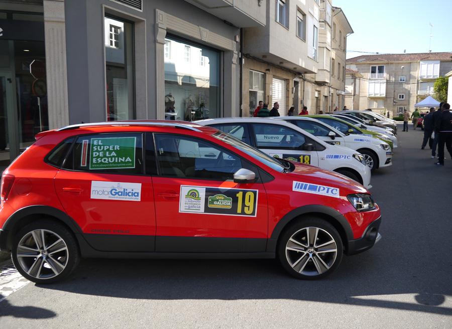 Peugeot 3008 Hybrid4 Rally Ecolóxico de Galicia, Verín, Rubén Fidalgo