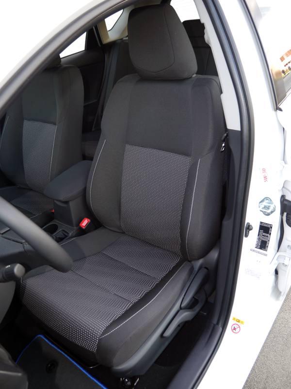 Prueba nuevo Toyota Auris HSD, interior, Rubén Fidalgo