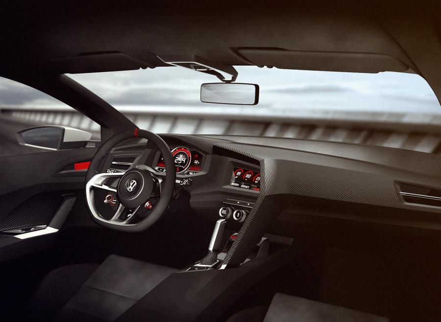 Volkswagen Golf GTi Design Vision Wothersee 2013