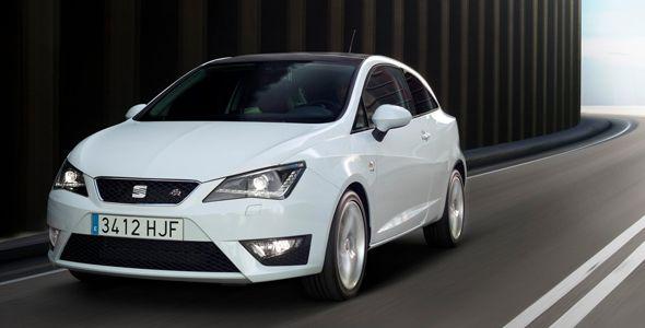 Seat Ibiza, el coche más vendido en abril