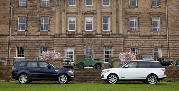 El Land Rover LXV conmemora el 65º aniversario de la marca