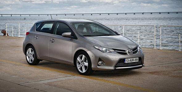 Toyota ofrece más equipamiento por sólo un euro