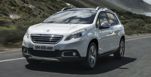 Peugeot 2008, un 208 a lo grande: ya a la venta