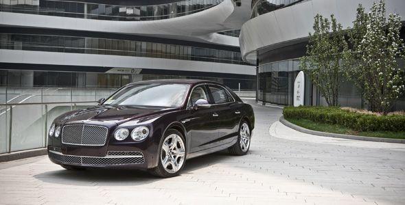 Nuevo Bentley Flying Spur: el lujo, en el Salón de Barcelona