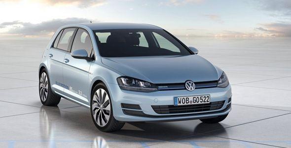 El Volkswagen Golf BlueMotion también se apunta al Salón de Barcelona