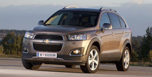 El nuevo Chevrolet Captiva se pone a la venta