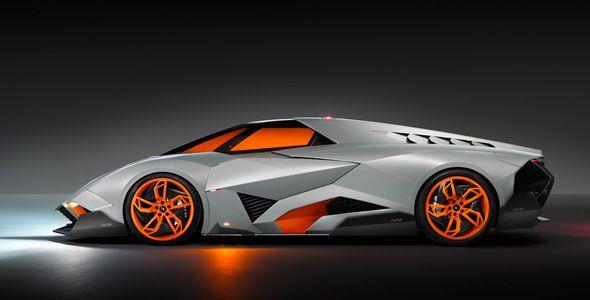 Lamborghini Egoísta, un monoplaza de 600 CV