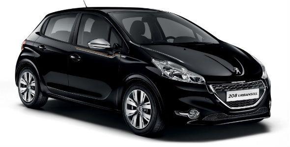 Peugeot pone a la venta el 208 Urban Soul