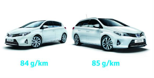 Toyota Auris Hybrid, aún más eficiente