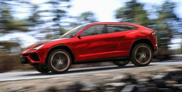 Lamborghini Urus, confirmado para 2017