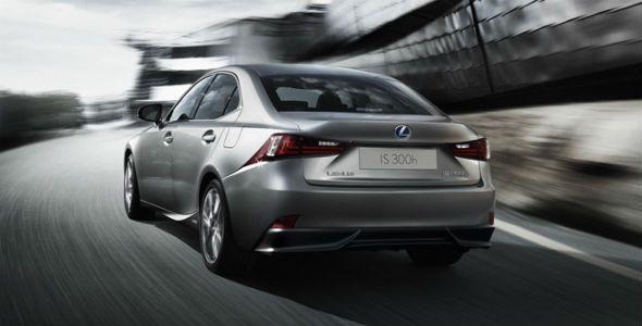 Lexus deja de vender automóviles diésel