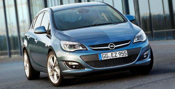 Opel Astra: ahora con motor 1.6 SIDI