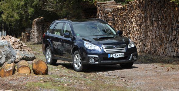 Conducimos el nuevo Subaru Outback 2013