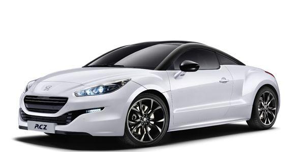 Peugeot RCZ Magnetic, serie especial para el Reino Unido