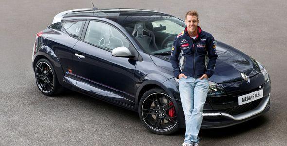 Renault Mégane RS Red Bull Racing RB8