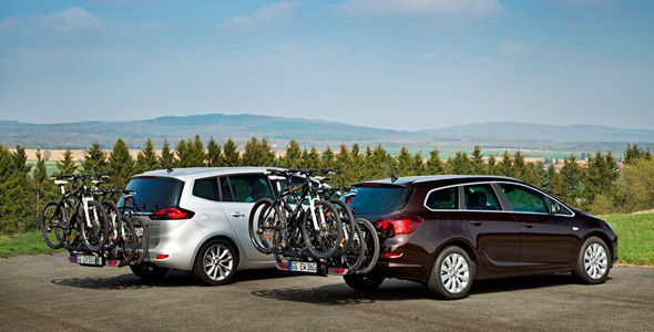 Opel FlexFix, el sistema de transporte de bicicletas disponible en más modelos
