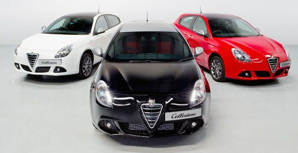 Alfa Romeo Giulietta Collezione, nueva serie especial