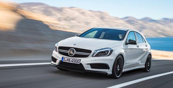 El Mercedes A45 AMG ya tiene precio en España